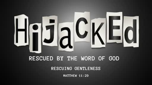 Rescuing Gentleness