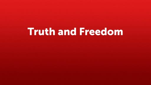 Truth and Freedom