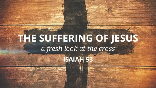 A Fresh Look at the Cross