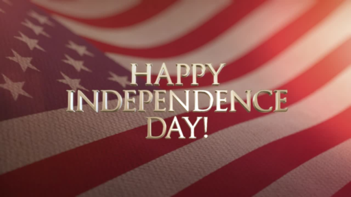 """2018 Independence Day Message """"What you were never taught in school..."""""""