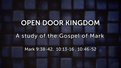 Open Door Kingdom -06/24/2018