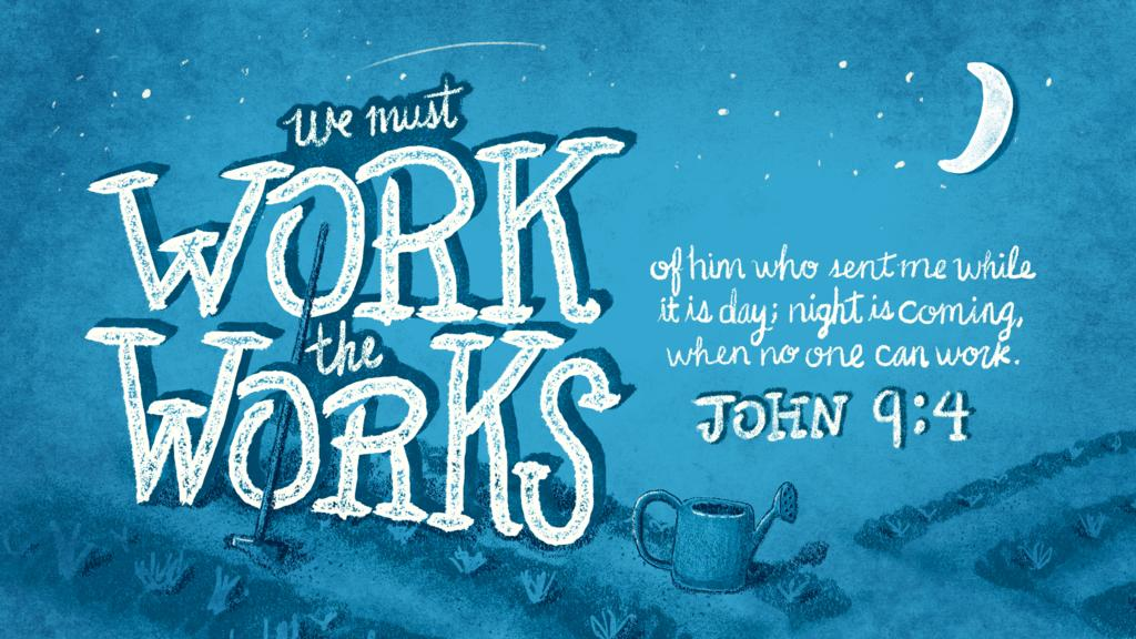 John 9:4 large preview