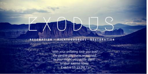 Exodus: Rebellion and Forgiveness