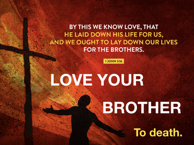 Love Your Brother to Death
