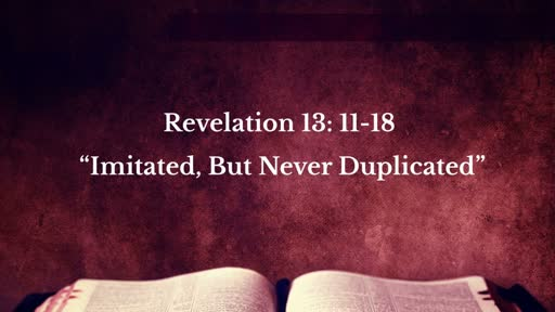 """Revelation: God Wins"""