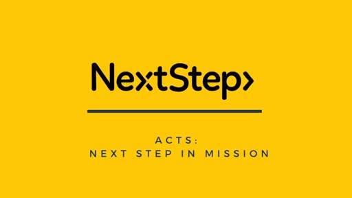 Next Step in Mission: The Shipwreck (Acts 27)
