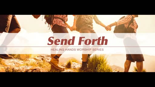 Send Forth - Mark 6:6b-13 (Rev. Dr. Clinton Hubbard Jr. preaching)