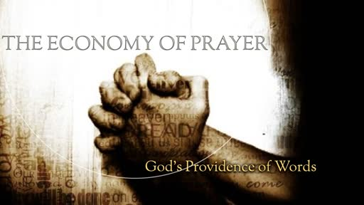 The Economy of Prayer (Final)