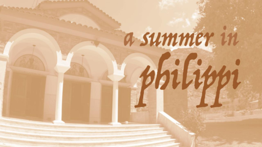 Philippians - Week Three