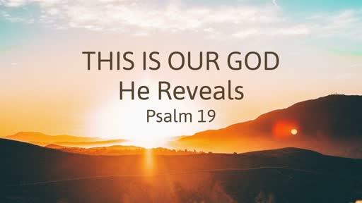 15 July AM - Psalm 19
