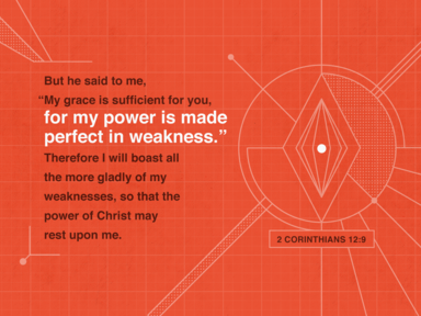 Amidst the Chaos: Strength in Weakness