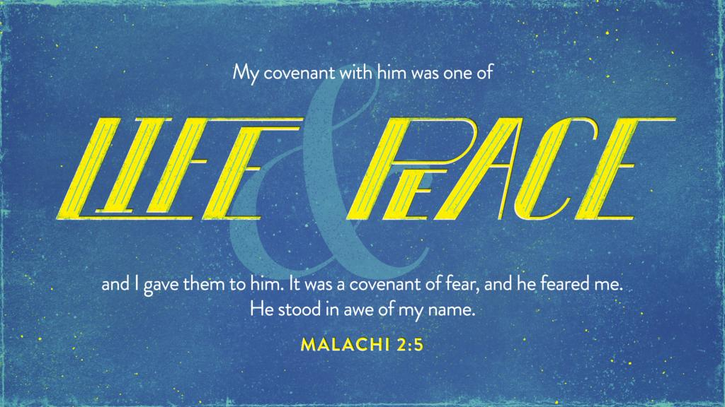 Malachi 2:5 large preview