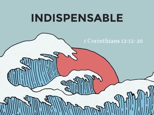 1 Corinthians 12:12-26 : Indispensable