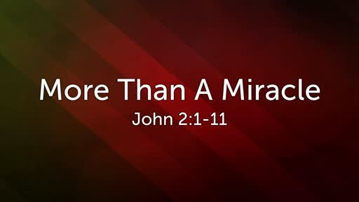 More Than A Miracle