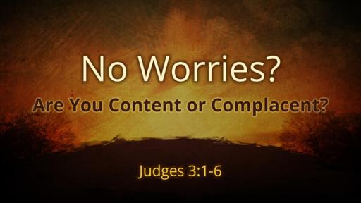 No Worries?