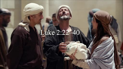 Luke 2:22-40