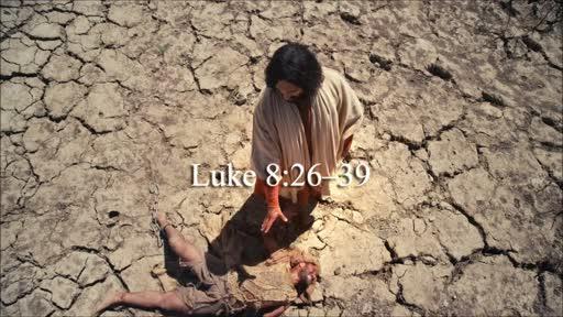 Luke 8:26-39