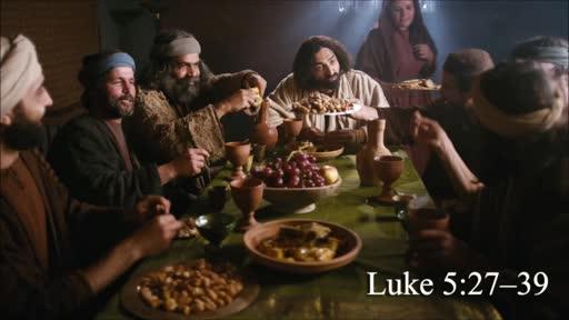 Luke 5:27-39