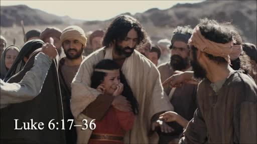 Luke 6:17-36