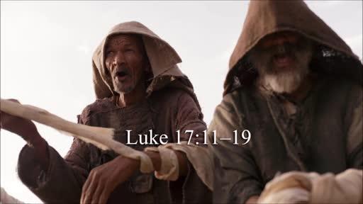 Luke 17:11-19