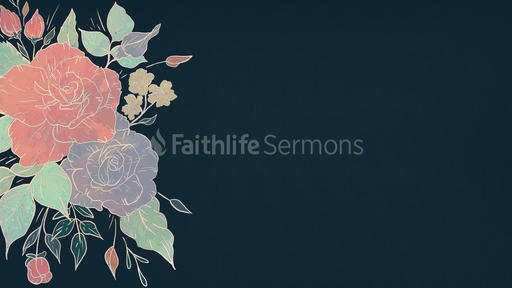 Floral Women's Bible Study