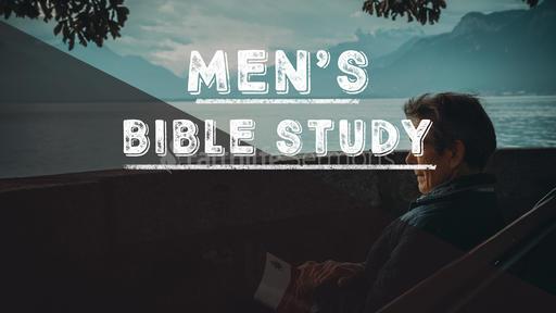 Men's Bible Study Lake