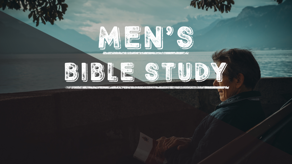 Men's Bible Study Lake large preview