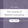 Journal of Biblical Counseling (99 issues)