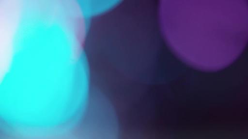 Violet Bokeh - Content - Motion