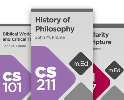 Mobile Ed: John Frame Christian Thought Bundle (3 courses)