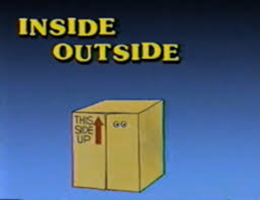 Inside, Outside, Upside Evidence