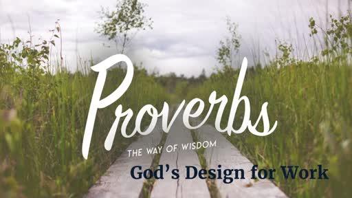 God's Design for Work