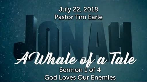 Jonah - A Whale of a Tale