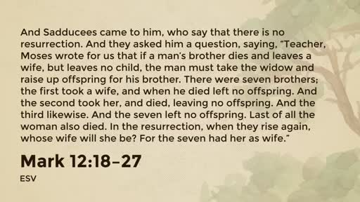 Is There A Resurrection For Believers?