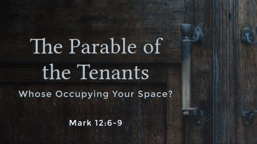 Whose Occupying Your Space?