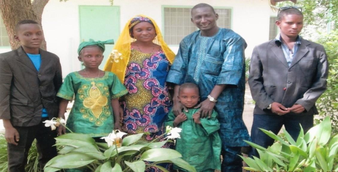 Tambaya And Family
