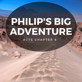 Philip's Big Adventure