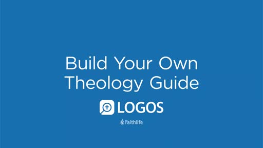 Build Your Own Theology Guide