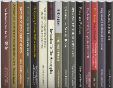 Eerdmans Catholic Biblical Studies Collection (15 vols.)