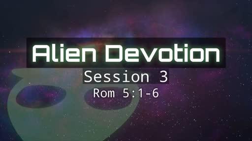 Alien Devotion