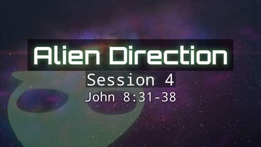 Alien Direction