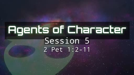 Agents of Character