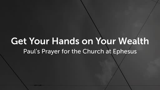 Ephesians 3:14-16 Part 1 - Plugging Into The Power of God
