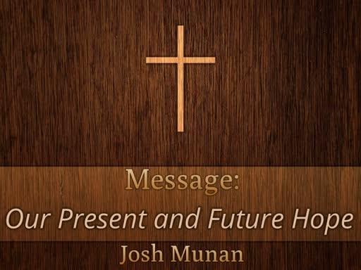 July 29, 2018 Worship Service
