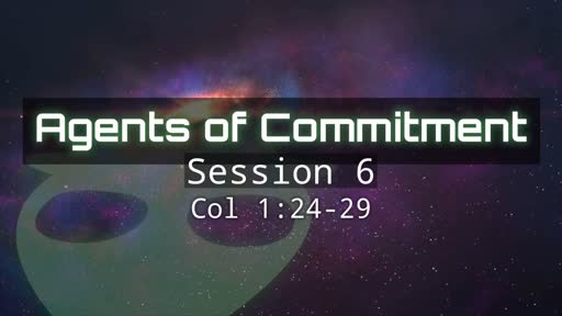 Agents of Commitment