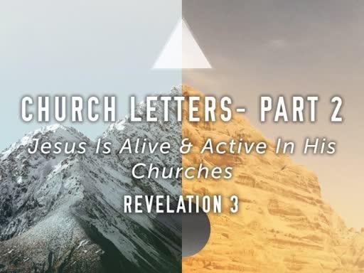Church Letters- Part 2