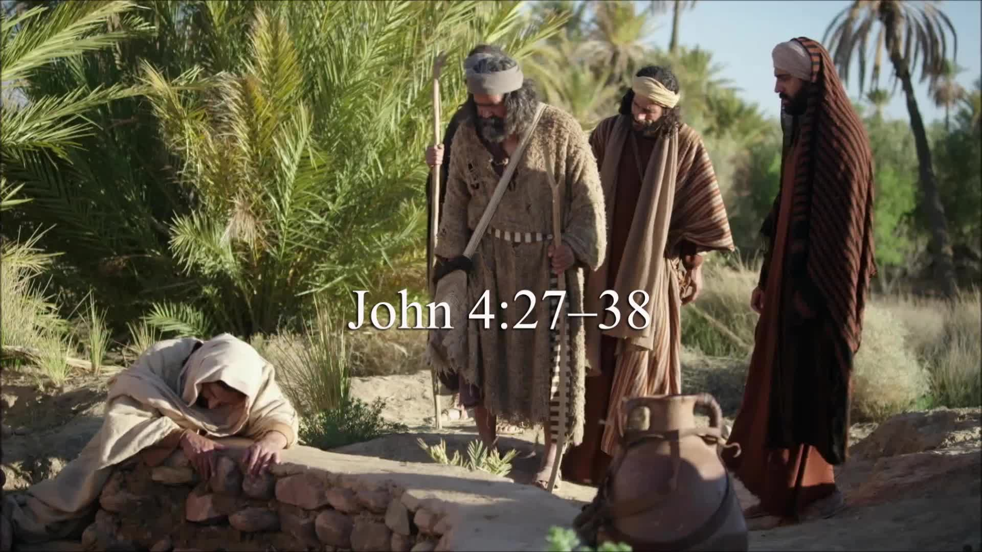 Image result for John 4:27
