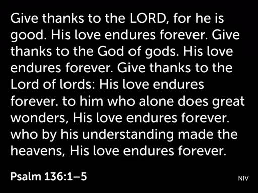 Love Remains Forever