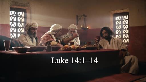 Luke 14:1-14