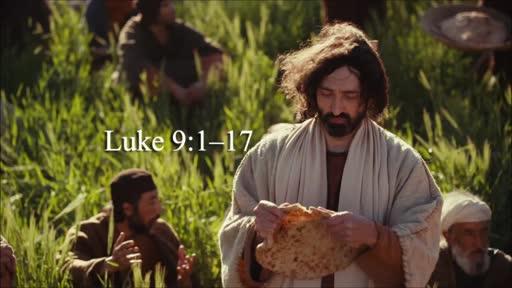 Luke 9:1-17